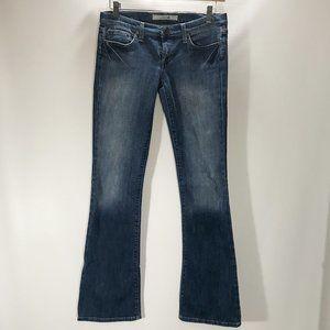 Joes Jeans Bootcut Cotton Stretch Medium Wash Size